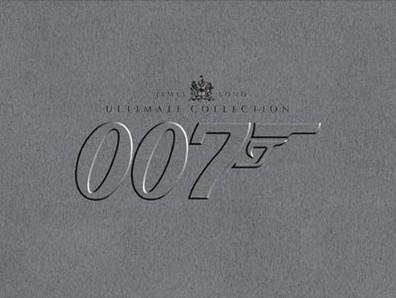 007 コレクション DVD-BOX