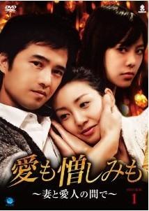 愛も憎しみも~妻と愛人の間で~DVD-BOX 1+2 [韓国TV]