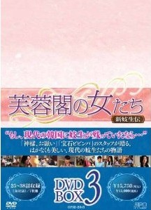 芙蓉閣の女たち~新妓生伝 DVD-BOX 3 [洋画ドラマ]
