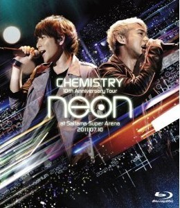 [Blu-ray] 10th Anniversary Tour -neon- at さいたまスーパーアリーナ 2011.07.10