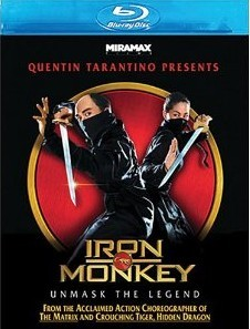 [Blu-ray] Iron Monkey