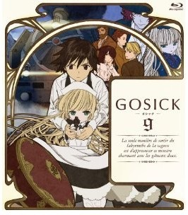 [Blu-ray] GOSICK-ゴシック- 第9巻