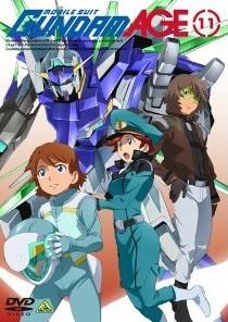 [DVD] 機動戦士ガンダムAGE 10+11