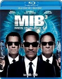 [3D&2D Blu-ray] メン・イン・ブラック 3