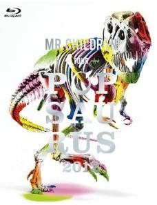 [Blu-ray] LIVE Blu-ray Mr.Children TOUR POPSAURUS 2012