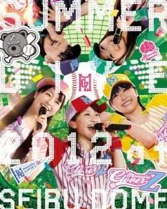 [Blu-ray] ももクロ夏のバカ騒ぎ SUMMER DIVE 2012 西武ドーム大会