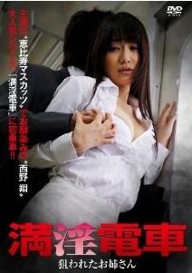 [DVD] 満淫電車 狙われたお姉さん