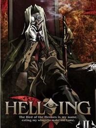[Blu-ray] HELLSING II