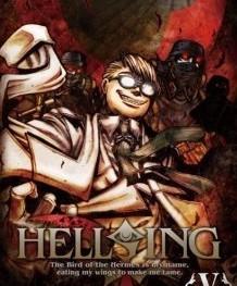 [Blu-ray] HELLSING V
