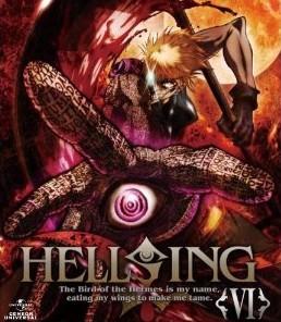 [Blu-ray] HELLSING VI
