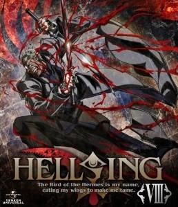 [Blu-ray] HELLSING VIII