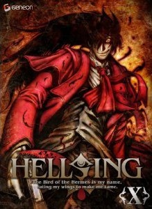 [Blu-ray] HELLSING X