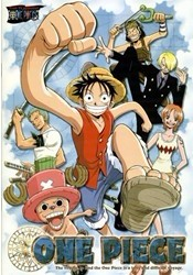 [DVD] ワンピース ONE PIECE 486-508