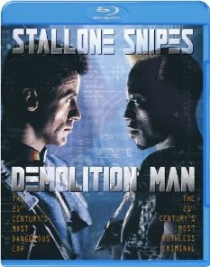 [Blu-ray] デモリションマン