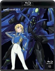 [Blu-ray] エウレカセブンAO 3