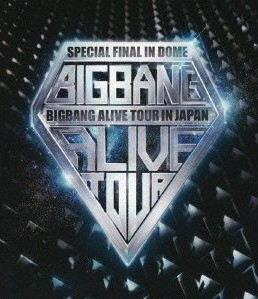 [Blu-ray] BIGBANG ALIVE TOUR 2012 IN JAPAN SPECIAL FINAL IN DOME -TOKYO DOME 2012.12.05-