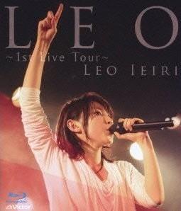 [Blu-ray] LEO ~1st Live Tour~