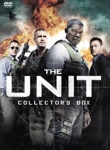 [DVD] ザ・ユニット 米軍極秘部隊 DVD-BOX