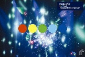 "[Blu-ray] FAB LIVE ~FUJIFABRIC ZEPP TOUR 2012 ""Light Flight"