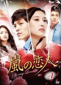 [DVD] 嵐の恋人 DVD-BOX 1-3