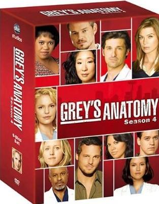 グレイズ?アナトミー シーズン4 DVD  BOX