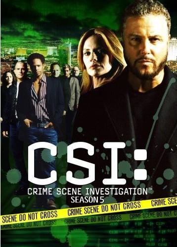 CSI:5 科学捜査班