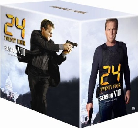 [DVD] 24 -TWENTY FOUR- DVD-BOX シーズン7