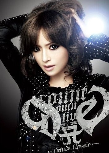 ayumi hamasaki COUNTDOWN LIVE 2009-2010 A(ロゴ) ~Future Classics~