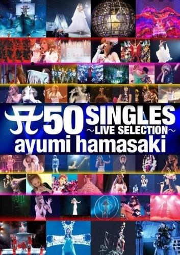 50 SINGLES ~LIVE SELECTION~