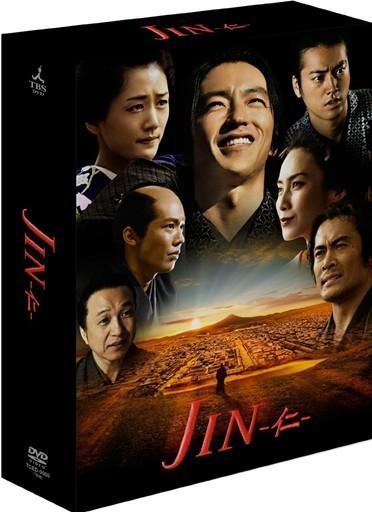 [DVD]JIN-仁- 完結編「日本ドラマ」
