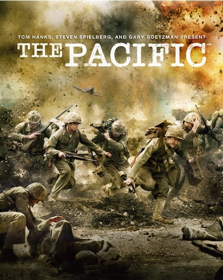 THE PACIFIC / ザ・パシフィック