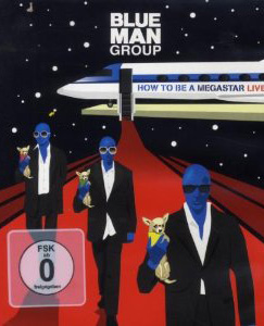 Blu-ray  How to Be a Megastar Live