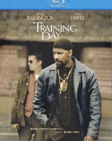Blu-rayトレーニング デイ