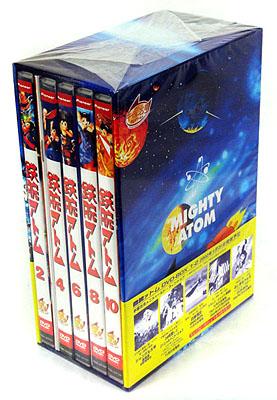 鉄腕アトム DVD-BOX 1-2