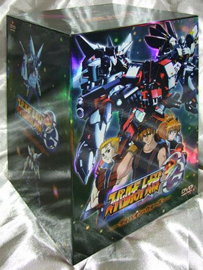 スーパーロボット大戦OG 豪華DVD-BOX