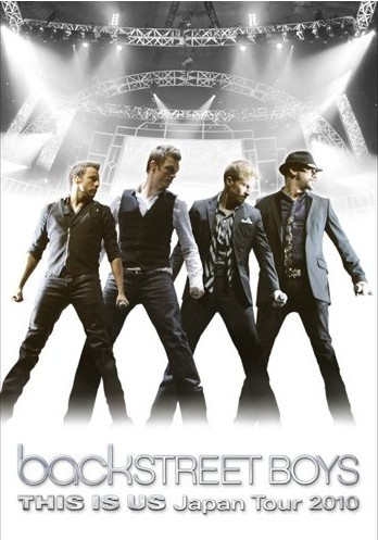 [DVD]Backstreet Boys THIS IS US Japan Tour 2010「洋画 DVD 音楽」