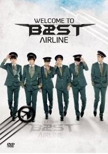 """BEAST The 1st Concert """"WELCOME TO BEAST AIRLINE"""""""