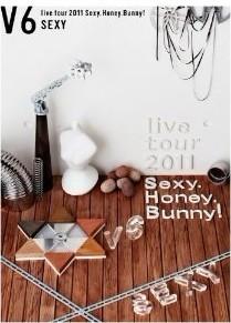 V6 live tour 2011 Sexy.Honey.Bunny!