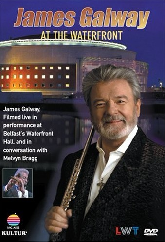 James Galway at the Waterfront in Belfast