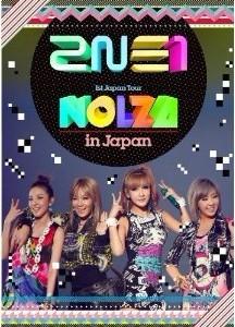 2NE1 1st Japan Tour 'NOLZA in Japan