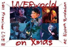 [DVD] UVERworld 2011 Premium LIVE on Xmas