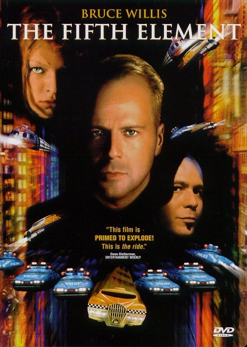 The Fifth Element フィフス?エレメント