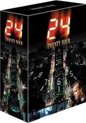 [DVD] 24 -TWENTY FOUR- DVD-BOX シーズン1