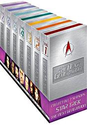 スター・トレックNext Generation(2): 7 Season Gift Box