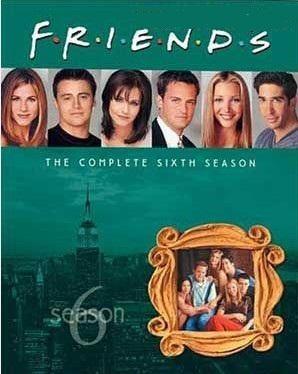 Friends シーズン 6
