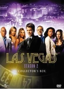 [DVD] ラスベガス シーズン2 DVDコレクターズBOX