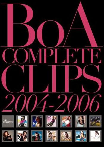 Boa Complete Clips 2004-2006