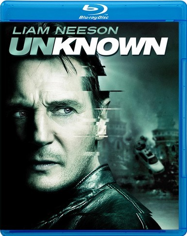 Blu-ray UNKNOWN / アンノウン