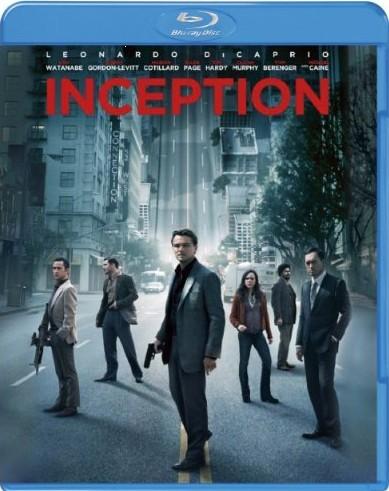 Blu-ray インセプション