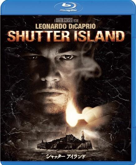 Blu-ray シャッター アイランド
